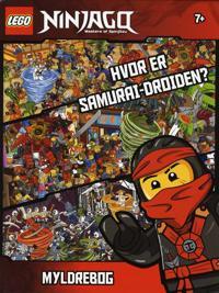 LEGO Ninjago - myldrebog