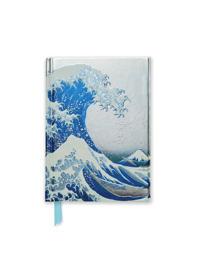 Hokusai's the Great Wave (Foiled Pocket Journal)