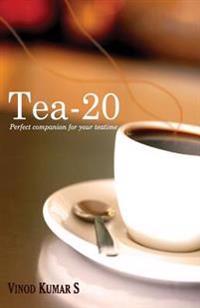 Tea-20 Perfect Companion for Your Teatime