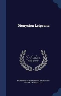 Dionysiou Leipsana