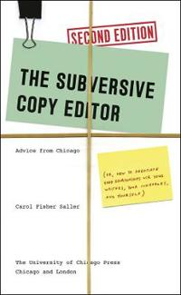 Subversive Copy Editor, Second Edition