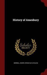 History of Amesbury