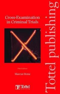 Cross-examination in Criminal Trials