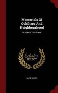 Memorials of Ochiltree and Neighbourhood