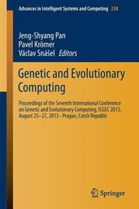 Genetic and Evolutionary Computing