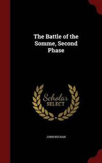 The Battle of the Somme, Second Phase