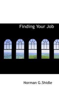 Finding Your Job