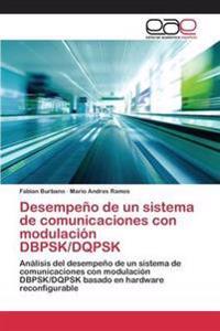 Desempeno de Un Sistema de Comunicaciones Con Modulacion Dbpsk/Dqpsk