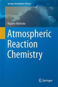 Atomospheric Reation Chemistry