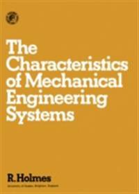 Characteristics of Mechanical Engineering Systems