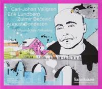 Lyssna till Hallands författare. Skälmarna från Falkenberg