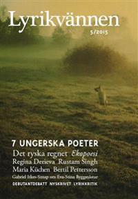 Lyrikvännen 5(2015)