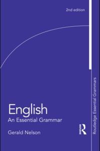 English: An Essential Grammar