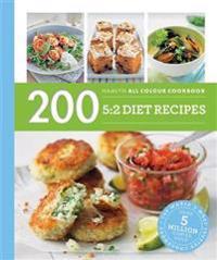 Hamlyn all colour cookery: 200 5:2 diet recipes - hamlyn all colour cookboo