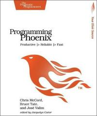 Programming Phoenix: Productive -> Reliable -> Fast