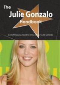 Julie Gonzalo Handbook - Everything you need to know about Julie Gonzalo