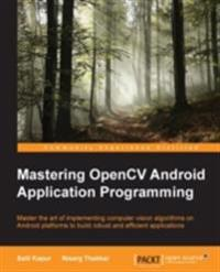 Mastering OpenCV Android Application Programming