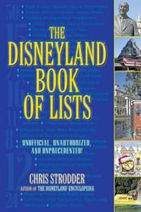 Disneyland Book of Lists