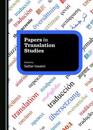 Papers in Translation Studies
