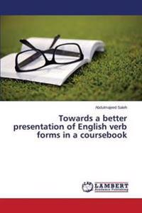 Towards a Better Presentation of English Verb Forms in a Coursebook