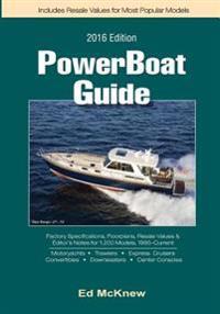 2016 Powerboat Guide