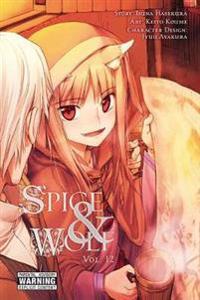 Spice & Wolf 12