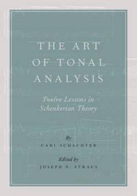 The Art of Tonal Analysis