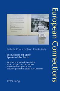 Les Espaces du Livre / Spaces of the Book