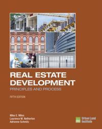 Real Estate Development - 5th Edition