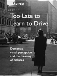 Too late to learn to drive - dementia, visual perception and the meaning of