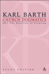 Church Dogmatics Study Edition 13