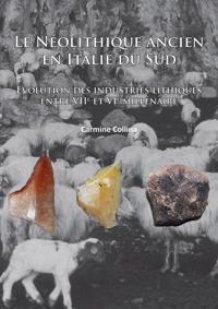 Le Neolithique Ancien En Italie Du Sud: Evolution Des Industries Lithiques Entre Viie Et Vie Millenaire