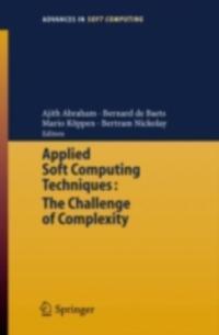 Applied Soft Computing Technologies