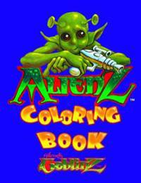 Alienz: Coloring Book