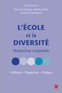 L'ecole et la diversite : Perspectives comparees