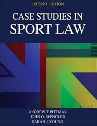 Case studies in sport law 2nd edition