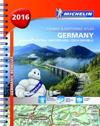 Germany, Benelux, Austria, Switzerland, Czech Republic- Michelin Tourist and Motoring Atlas
