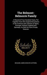 The Belmont-Belmonte Family