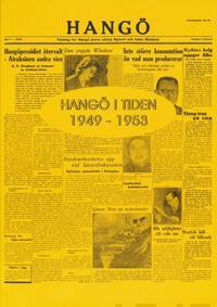 Hangö i tiden 1949-1953