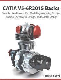 Catia V5 6r2015 Basics Sketcher Workbench Part Modeling