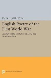 English Poetry of the First World War