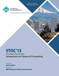 Stoc 15 Symposium on Theory of Computing