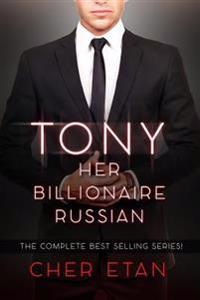 Tony, Her Billionaire Russian: A Bwwm Bbw 5 Stories in 1 Bundle