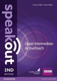 Speakout upper intermediate 2nd edition active teach