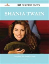 Shania Twain 229 Success Facts - Everything you need to know about Shania Twain