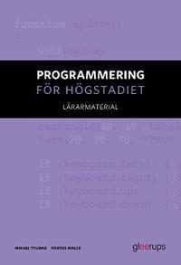 Programmering för högstadiet Lärarmaterial