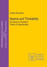 Noema and Thinkability