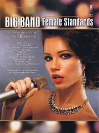 Big Band Standards for Females - Volume 2: Songs in the Style of Linda Ronstadt
