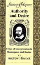 Authority and Desire