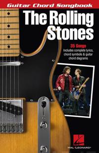 The Rolling Stones Guitar Chord Songbook